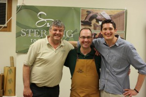 Chris Kuehn - Sterling Tool Works with Mike & Alex