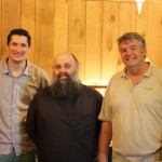 BenchCrafted - Father John with Alex & Mike