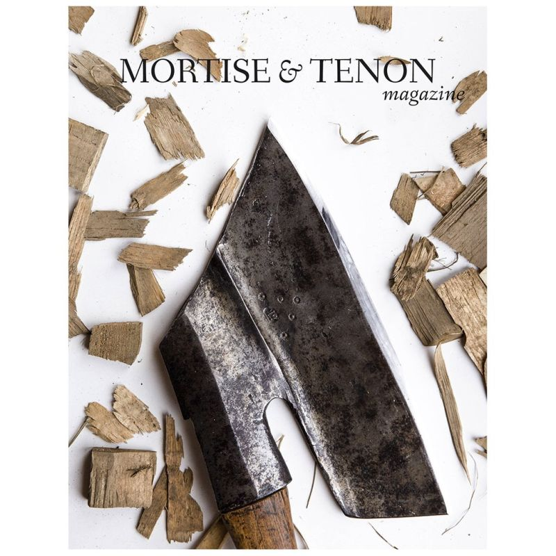 Mortise & Tenon Magazine Issue 8