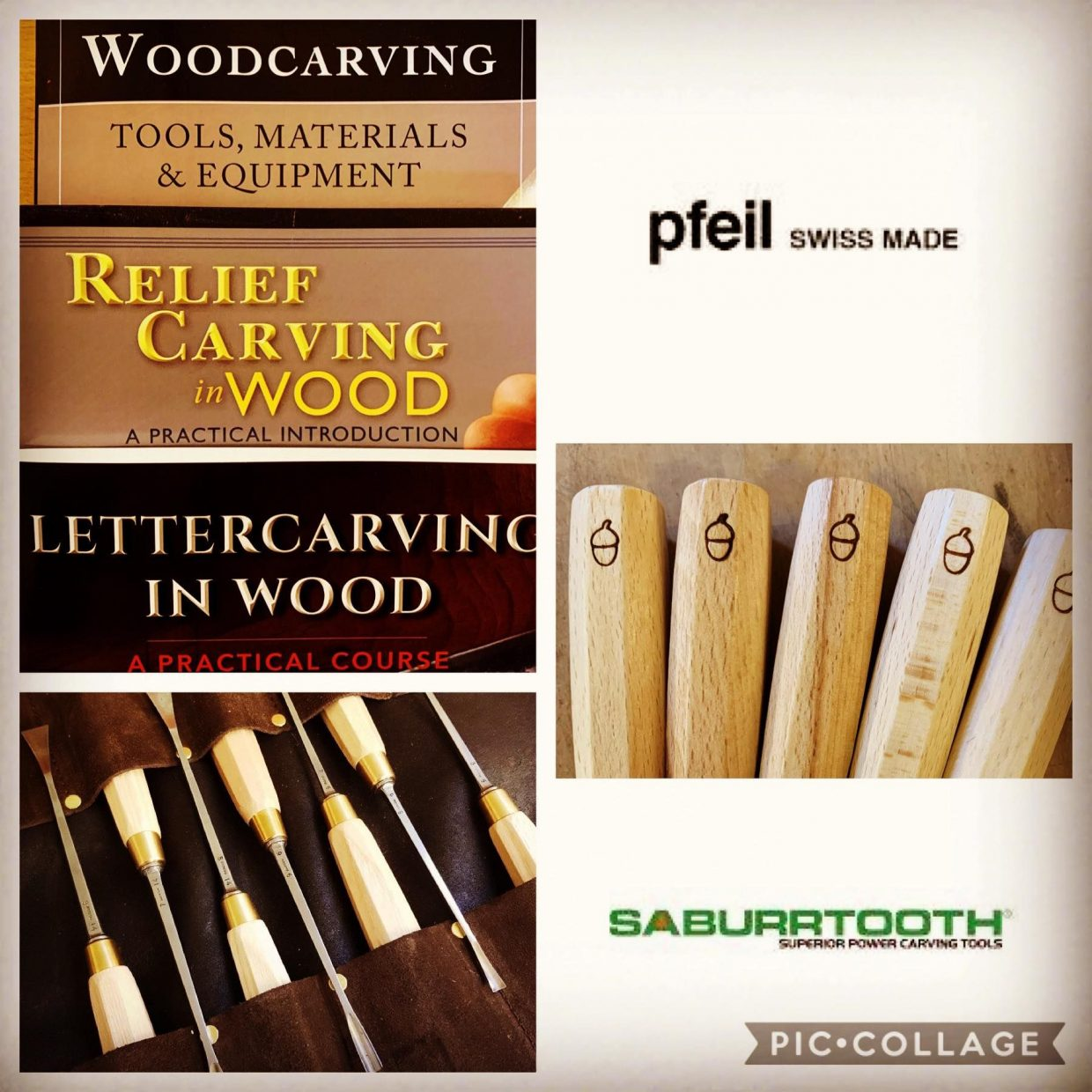 All Things Woodcarving
