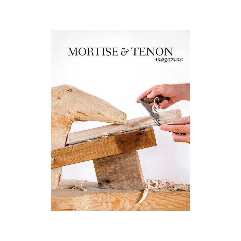 Mortise & Tenon Magazine Issue 9